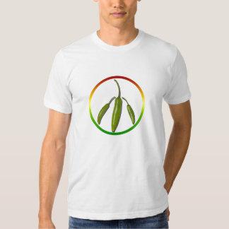 Love Peace Chiles Tshirts