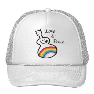 Love & Peace Uke Cap