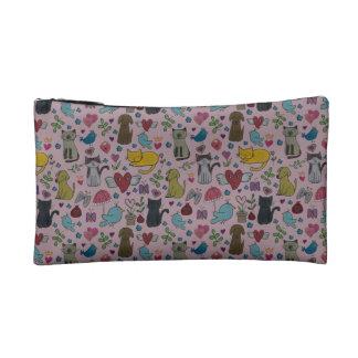 Love Pets Cosmetic Bag