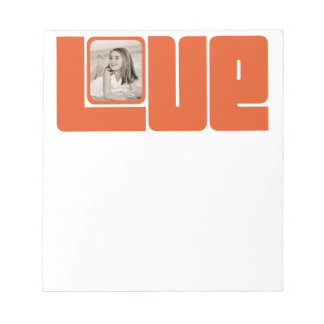 Love Photo Notepad
