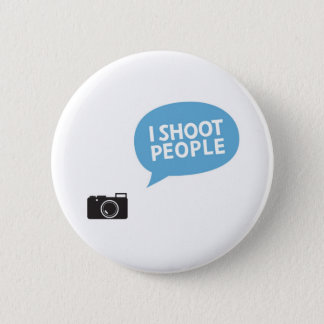 Love photography 6 cm round badge