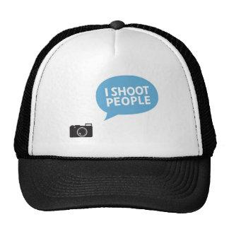 Love photography mesh hats