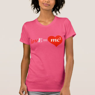 Love, Physics, Math Equation? Tee Shirt