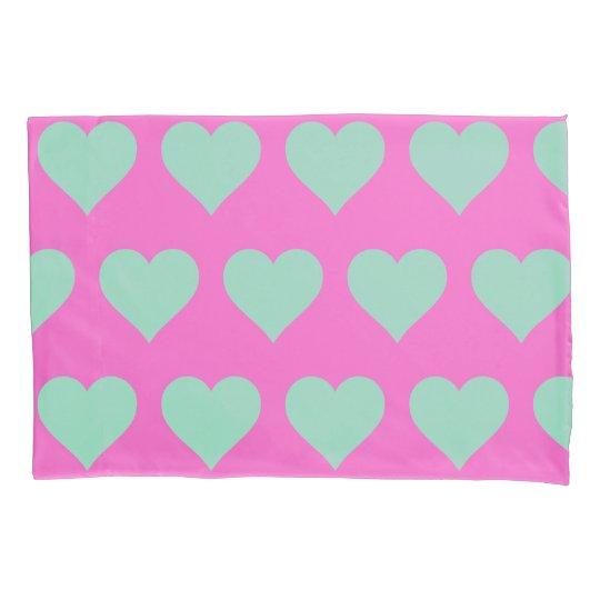 Love Pink Graduation Celebration Pink Pillowcases