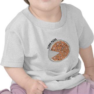Love Pizza Shirt