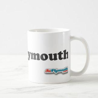 'Love Plymouth' Mug