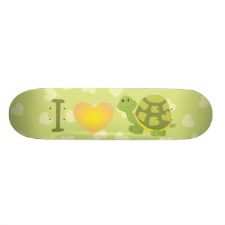 Love Pop Turtle Skate Decks