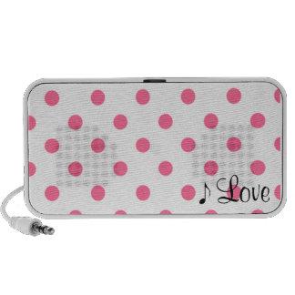 Love portable speaker