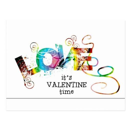Love Postcards