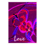 Love Poster by Maxwell Kerr