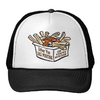 love poutine cap