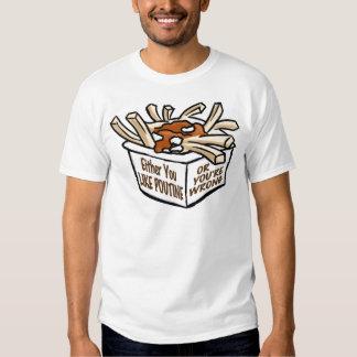love poutine shirts