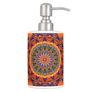 Love Power Mandala Bathroom Set