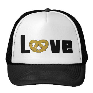 Love Pretzels Gift Hats