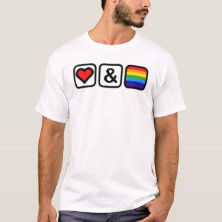 Love & Pride Icons T-Shirt