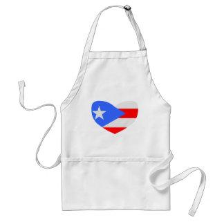 Love Puerto Rico Standard Apron