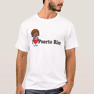 Love Puerto Rico T-Shirt