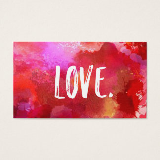 Love Random Acts of Kindness Card