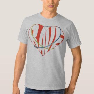 love rave tee shirt