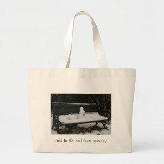 love remains large tote bag
