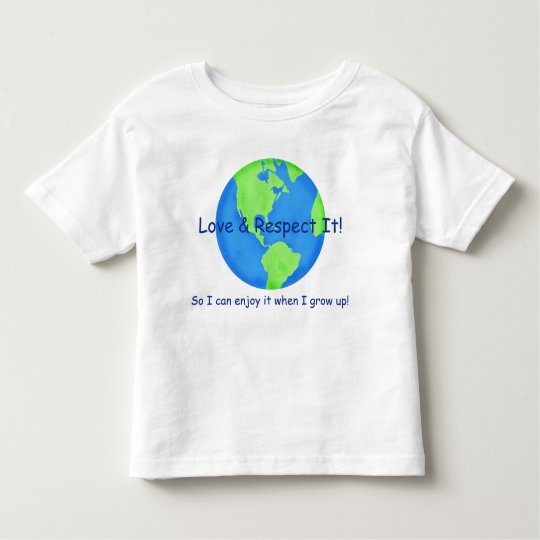 Love Respect Earth Save it for me Kids