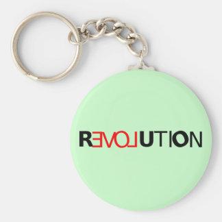 Love Revolution Keychain