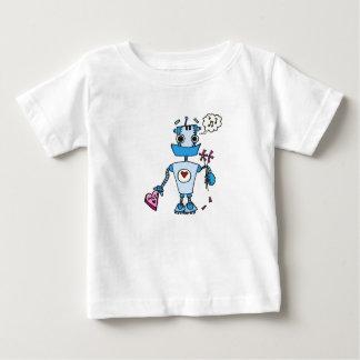 Love Robot Tee Shirt