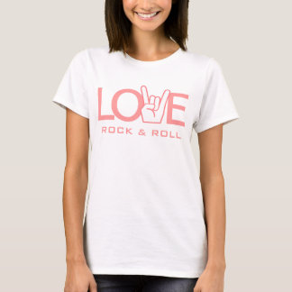Love Rock & Roll T-Shirt