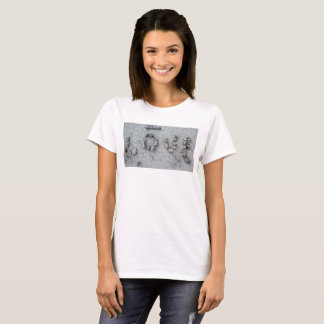 Love Rocks in Uzbekistan: Cool Romantic Photo T-Shirt