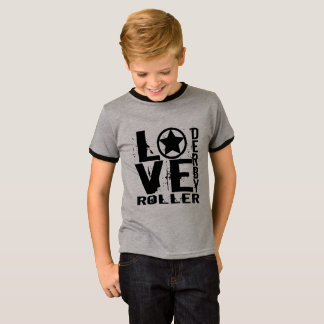 LOVE Roller Derby T-Shirt