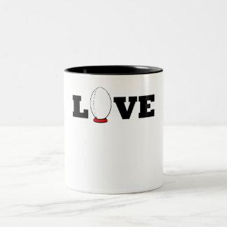 Love Rugby Coffee Mugs