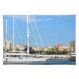 Love sailing placemat