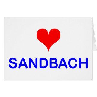 Love Sandbach Gift Card