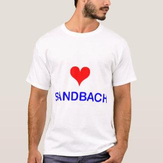 Love Sandbach Men's T-Shirt