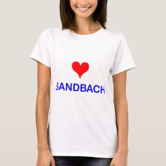 Love Sandbach Women's T-Shirt