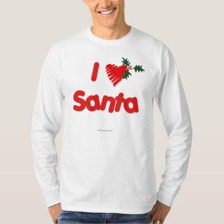 Love Santa T Shirts