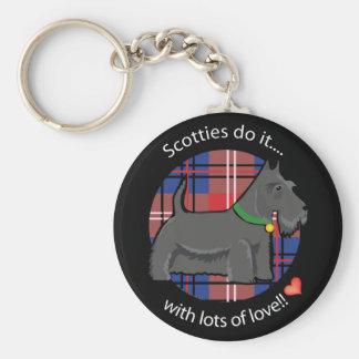 Love Scotty Keychains