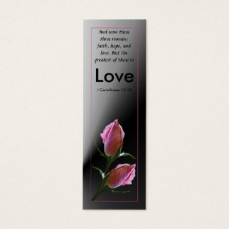 Love Scripture Profile Card