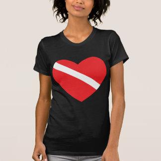 Love SCUBA T-shirt