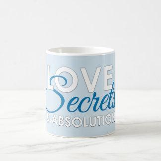 Love, Secrets, and Absolution mug