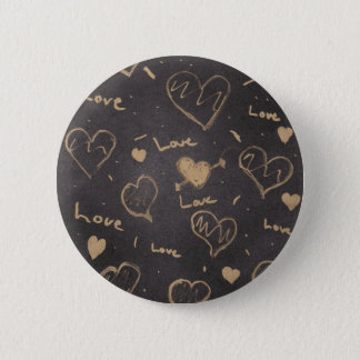 Love Series Pin/ Flair 6 Cm Round Badge