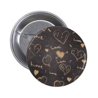 Love Series Pin/ Flair 6 Cm Round Badge