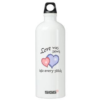 LOVE SEWN SIGG TRAVELLER 1.0L WATER BOTTLE