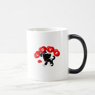 Love (Shadow) Morphing Mug