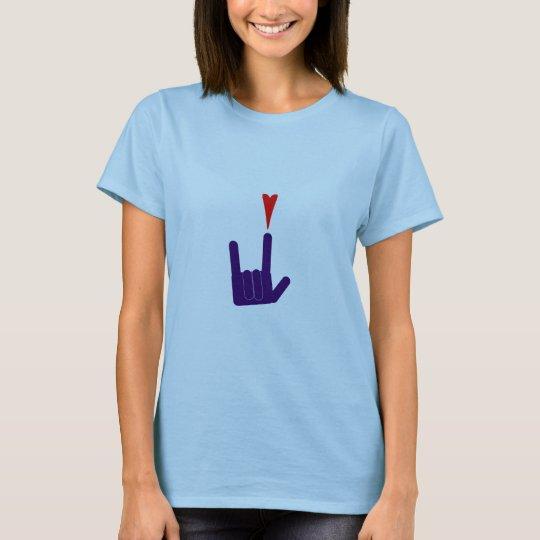 love sign T-Shirt