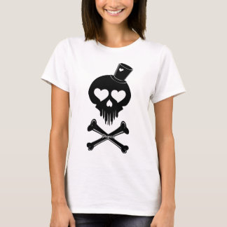 Love-Skull-003 T-Shirt