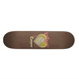 Love Sleep Skate Deck