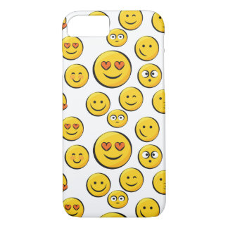 Love Smiley Faces iPhone 7 Case