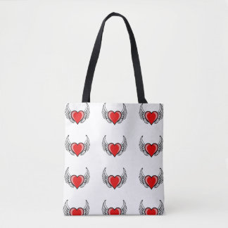love soars tote bag