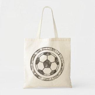 Love Soccer 2010 Budget Tote Bag